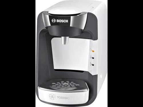 Machine à café Bosch TAS3204 Tassimo Suny Coconut White 1300W Blanche