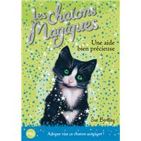 Les chatons magiques - numéro 02 Une aide bien précieuse