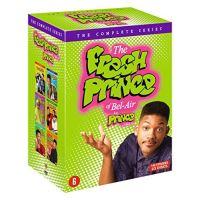 Coffret Le Prince de Bel-Air L'intégrale des Saisons 1 à 6 DVD