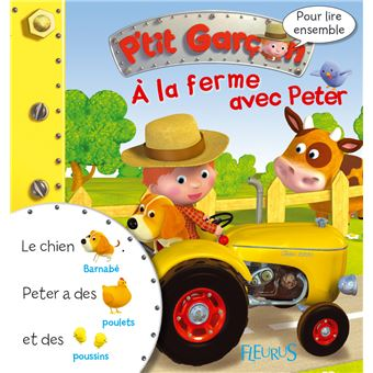 A la ferme avec Peter