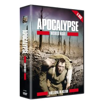 APOCALYPSE WORLD WAR I (5DVD) (IMP)