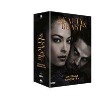 Coffret Beauty and the Beast Saisons 1 à 4 DVD
