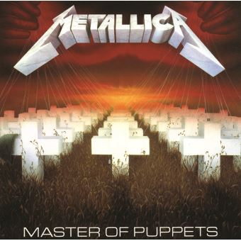 Master of Puppets Coffret Digipack