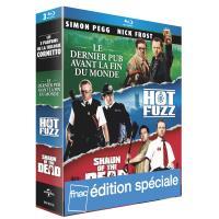 Coffret Cornetto La Trilogie Edition spéciale Fnac Blu-Ray