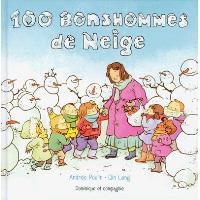 100 bonshommes de neige
