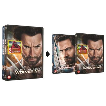 X-men origins:wolverine/Wolverine-DUO-PACK-BIL