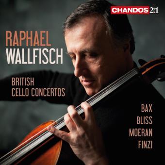 Concertos britanniques pour violoncelle