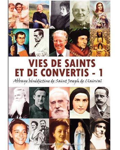 Vies de saints et de convertis