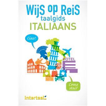 Wijs op reis – taalgids Italiaans