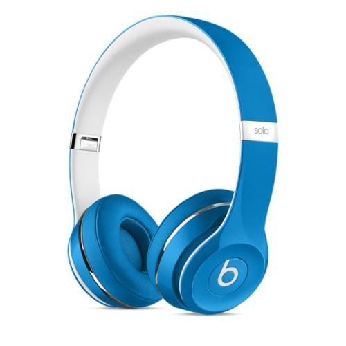Casque Beats Solo 2 Edition Luxe Bleu