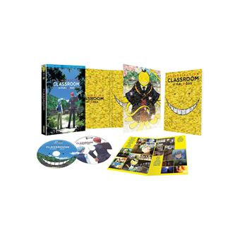 Assassination Classroom Le film J-365 Combo Blu-ray DVD