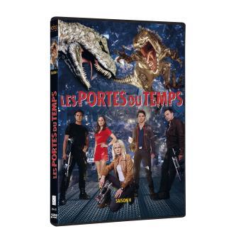 Nick Cutter, les portes du tempsNick Cutter, les portes du temps Saison 4 Coffret DVD