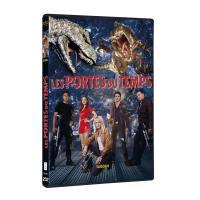 Nick Cutter, les portes du temps Saison 4 Coffret DVD