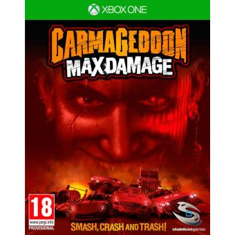 CARMAGEDDON MAX DAMAGE Ù XBOX ONE
