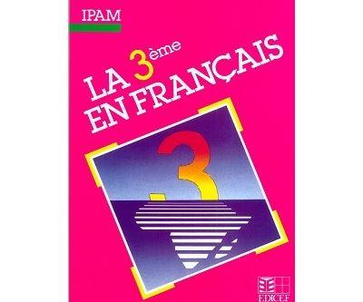 La 3e en français