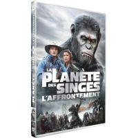 La Planète des Singes : l'affrontement DVD