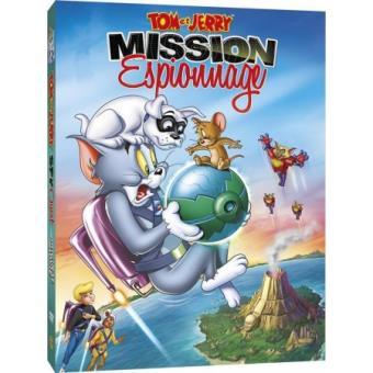 Tom et JerryTom et Jerry Mission espionnage DVD