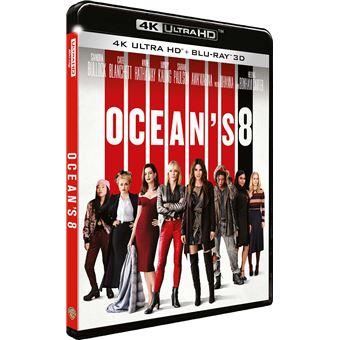 Ocean'SOCEAN S EIGHT-BIL-BLURAY 4K