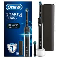 Oral-B Smart 4500N Tandenborstel Zwart