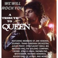 We Will Rock You A Tribute To Queen
