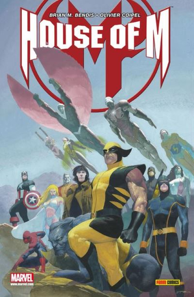 House Of M - 9782809462128 - 15,99 €