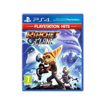 RATCHET & CLANK PLAYSTATION HITS FR/NL PS4
