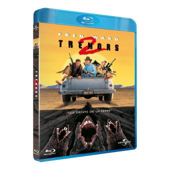 Tremors 2 : Les dents de la terre - Blu-Ray