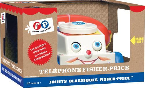 Jouet Ou Téléphone Tirer Le Pousser Fisher Price À LSzGVjqpUM