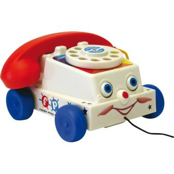 OLD FISHER PRICE - telefoon