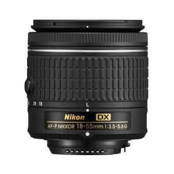 Nikon AF-P DX NIKKOR 18-55mm f/3.5-5.6G VR Reflex Lens