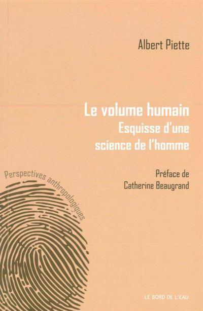 Le volume humain