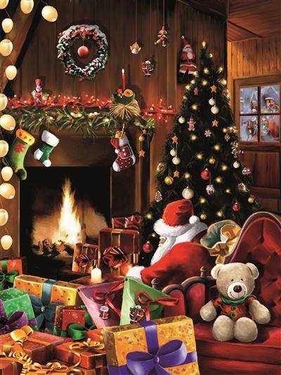 Le Père Noël est passé