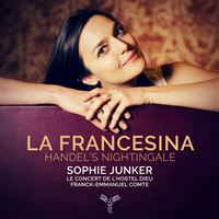 La Francesina Handel's Nightingale