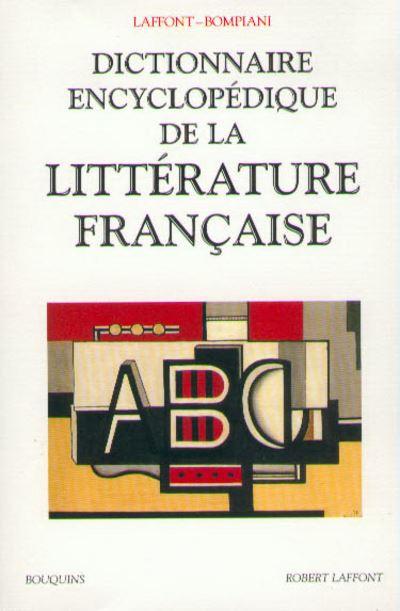 Dictionnaire encyclopédique de la littérature française