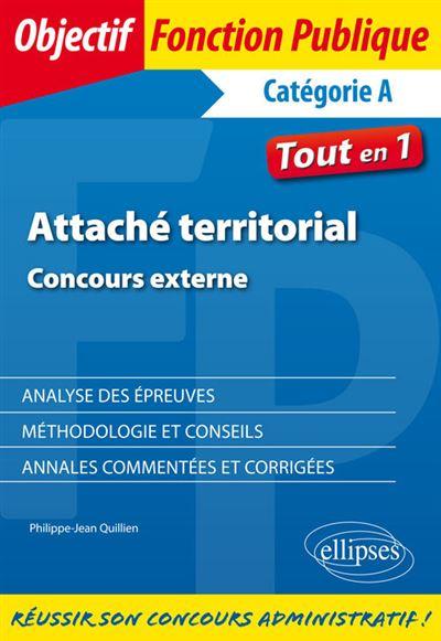 Attaché territorial, Catégorie A