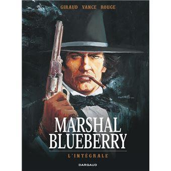 Marshal BlueberryMarshal Blueberry