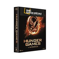 Hunger Games L'intégrale Edition Spéciale Fnac Blu-ray