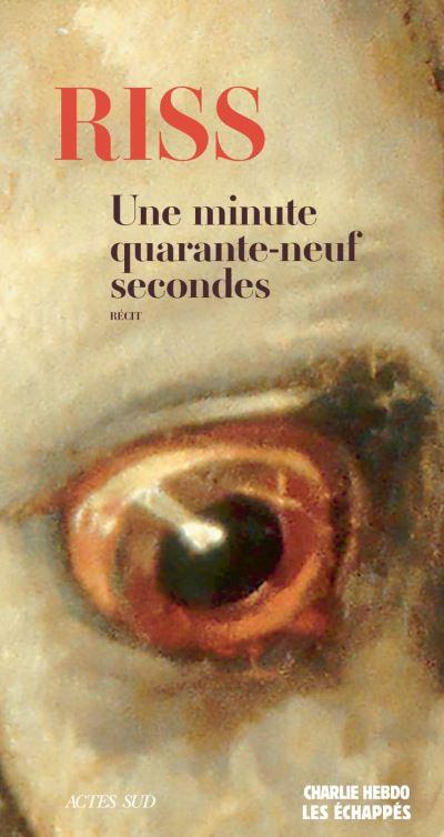 Une minute quarante-neuf secondes - 9782330127176 - 15,99 €