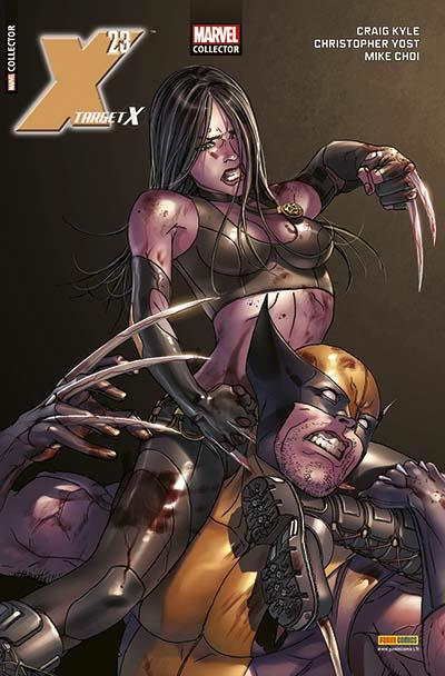 Marvel collector - Tome 3 : X-23 -Target X