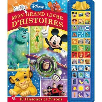 Mon Grand Livre D Histoires Disney Classic