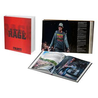 Au Nom De La Rage Tour Inclus Un Livre