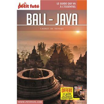 Petit Futé Carnets de Voyage Bali, Java