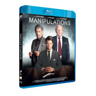 Manipulations Blu-ray
