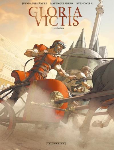 Gloria Victis - Tome 3 - Némesis - 9782803653324 - 8,99 €
