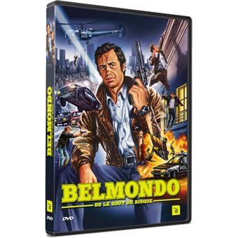 BELMONDO OU LE GOUT DU RISQUE-FR