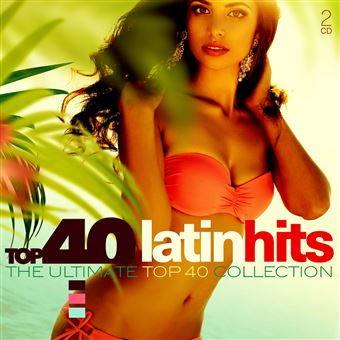 Top 40 - Latin Hits | 2 CD