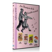 Les Classiques de la comédie musicale DVD