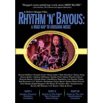 Rhythm'n bayous A road map to Louisiana music DVD