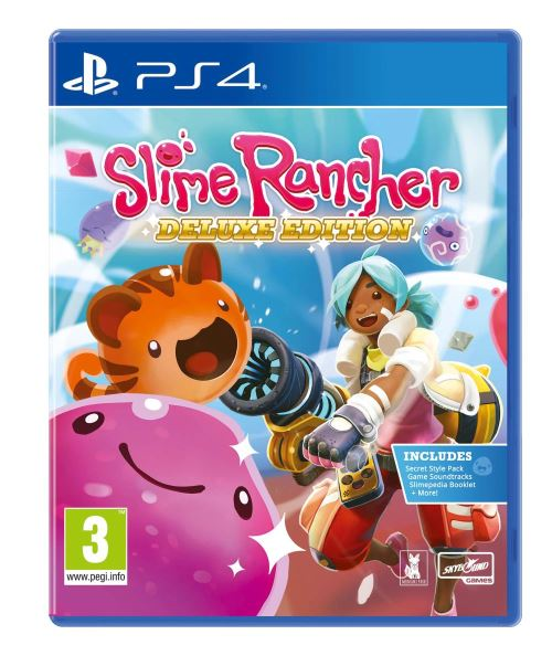 Slime Rancher Edition Deluxe PS4