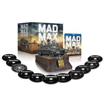 Mad MaxMad Max High-Octane Collection Coffret Voiture Edition Limitée Blu-ray